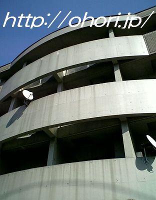 下北沢 賃貸 マンション デザイナーズ 外壁コンクリート打放 内装白大理石調床 オートロック 最上階角 写真2-1