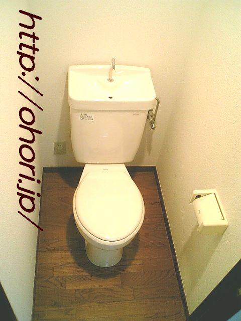 下北沢 賃貸 マンション 1K 2階 バルコニー南向 陽当良好 オートロック タイル貼 風呂トイレ別 写真14-5