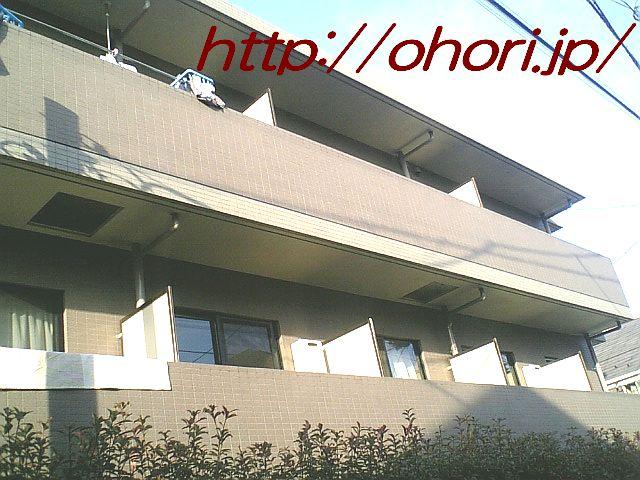 下北沢 賃貸 マンション 1K 2階 バルコニー南向 陽当良好 オートロック タイル貼 風呂トイレ別 写真15-2