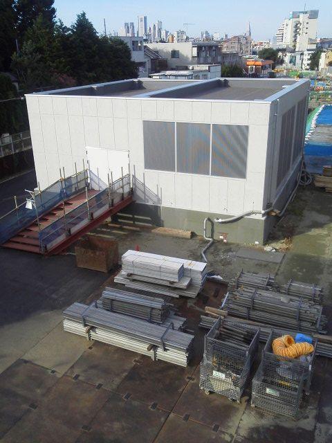 下北沢と世田谷代田にある区間の写真