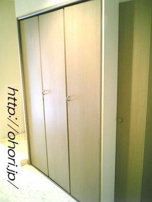 下北沢 賃貸 マンション デザイナーズ 外壁コンクリート打放 内装白大理石調床 オートロック 最上階角 写真10-2