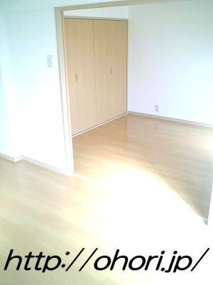 下北沢 賃貸 マンション 3階 1LDK 南西角三面採光 水周り・建具ほか室内新品の内装 写真7-2