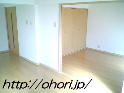 下北沢 賃貸 マンション3階 1LDK 南西角三面採光 水周り・建具ほか室内新品の内装 写真8-2