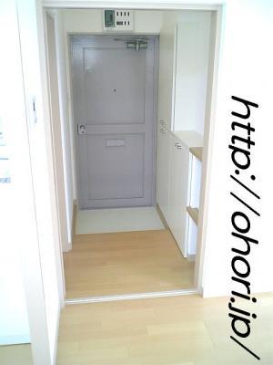 下北沢 賃貸 マンション 3階 1LDK 南西角三面採光 水周り・建具ほか室内新品の内装 写真9-2