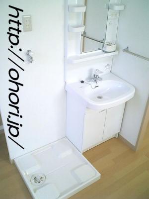 下北沢 賃貸 マンション3階 1LDK 南西角三面採光 水周り・建具ほか室内新品の内装 写真11-1