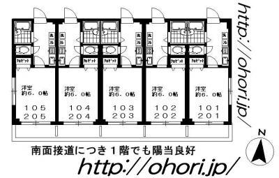 下北沢 賃貸 マンション 礼金不要・礼金なし 2階 1-3