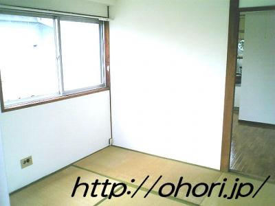 下北沢 賃貸 マンション 4階 2DK バルコニー東向 陽当良好・眺望良好 分譲賃貸 管理人日勤 写真9-1