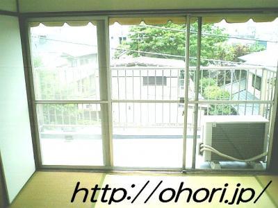 下北沢 賃貸 マンション 4階 2DK バルコニー東向 陽当良好・眺望良好 分譲賃貸 管理人日勤 写真9-2