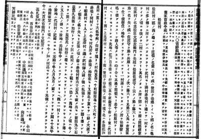新編武蔵風土記稿 巻之五十二目録 荏原郡之十四 世田谷領 下北澤村 其三