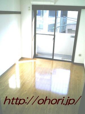 下北沢 賃貸 マンション 1K 2階 バルコニー南向 陽当良好 オートロック タイル貼 風呂トイレ別 写真6-1