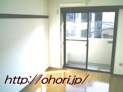 下北沢 賃貸 マンション 1K 2階 バルコニー南向 陽当良好 オートロック タイル貼 風呂トイレ別 写真9-3