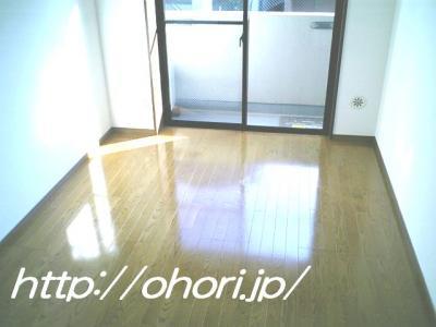 下北沢 賃貸 マンション 1K 2階 バルコニー南向 陽当良好 オートロック タイル貼 風呂トイレ別 写真10-3