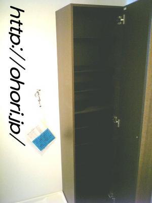 下北沢 賃貸 マンション 1K 2階 バルコニー南向 陽当良好 オートロック タイル貼 風呂トイレ別 写真13-2