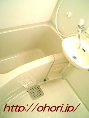 下北沢 賃貸 マンション 1K 2階 バルコニー南向 陽当良好 オートロック タイル貼 風呂トイレ別 写真14-1