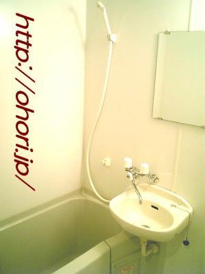 下北沢 賃貸 マンション 1K 2階 バルコニー南向 陽当良好 オートロック タイル貼 風呂トイレ別 写真14-3