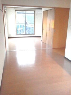 新築 下北沢 賃貸 メゾネット 2DK バルコニー南向 写真公開 室内・内覧の写真7-3