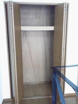 下北沢 賃貸 マンション デザイナーズ メゾネット 1DK 2階居室 コンクリート打放内装 オートロック 物件写真5-3