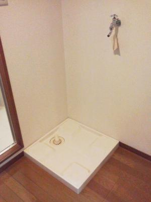 1DK 2階居室 コンクリート打放内装 オートロック 物件写真6-3