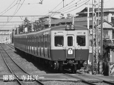 下北沢駅ホーム先端から東北沢をのぞむ 撮影:寺井洋一