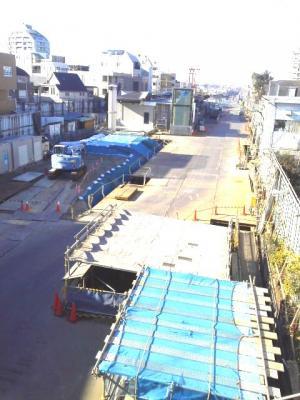 下北沢・世田谷代田 2016-01.10-5